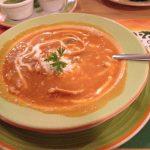 Bean Tortilla Soup - Cancun