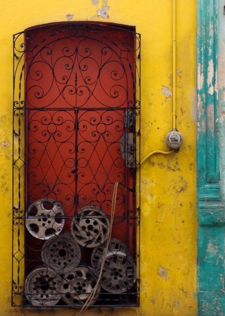 Door in Merida