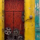 The Doors of Merida, Mexico