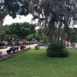 Main Plaza of Merida