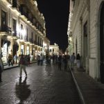 Merida at night.