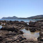 Cala Ratjada, Mallorca tidepools.