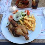Jamie's delicious chicken