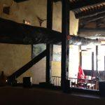 Gigantic wine press!