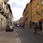 Arriving in Leon