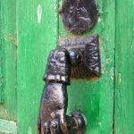 Doorknocker in Arcahueja