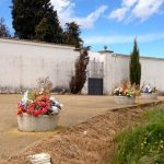 Cemetery in Arcahueja