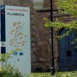 Entering Villambistia