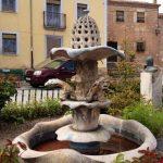 Fountain in Rabe de las Calzadas