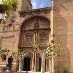 Navarette church