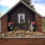 Shrine on the Camino