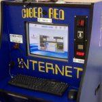 Internet at the hostel