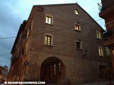 Hostel in Navarette