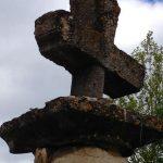 Entering Estella, Spain