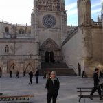 Laura and Burgos Cathedral