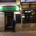 Irish Bar in Burgos