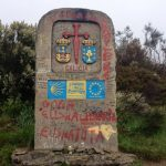 Entering Galicia!