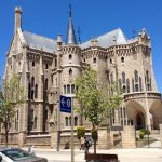 Gaudi Church in Astorga
