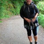 Laura on the Camino