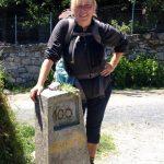 100 kilometers to go!