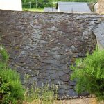 Shale rock roofs