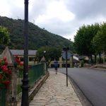 Leaving Villafranca del Bierzo