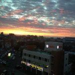 Jeju City Sunset