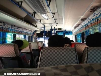 Jeju public bus