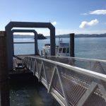 Ferry in Paihia
