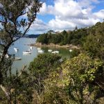 Opua in the distance