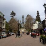 Downtown Nelson, New Zealand
