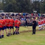 Tug of War - Braemar