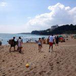 Beach on Jeju Island