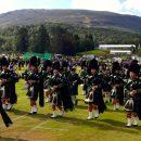The Braemar Gathering in Braemar, Scotland