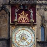 Clock, Wells Cathedral