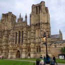 A Day in Wells, England and Wells Cathedral