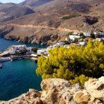 Above Choro Sfakia, Crete