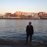 Laura in Chania, Crete