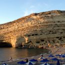 Crete, Greece: Day 4, Plakias to Matala