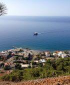Above Agia Roumeli