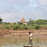 On the Mekong River, Cambodia