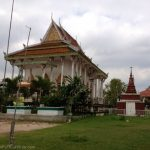 Temple on Koh Dach, Cambodia