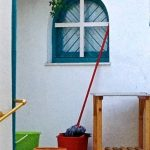 Even simple things are beautiful in Greece!