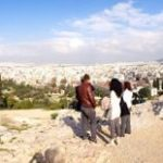 View from Areopagus (Mars Hill)