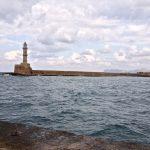 Chania's old Venetian Harbor, Crete