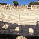 Theatre of Dionysus Eleuthereus built in 3rd Cent. BC