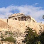Glimpse of the Acropolis