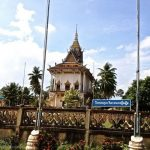 Temple on Koh Dach