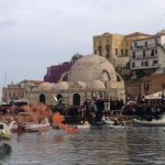 Epiphany in Chania, Crete