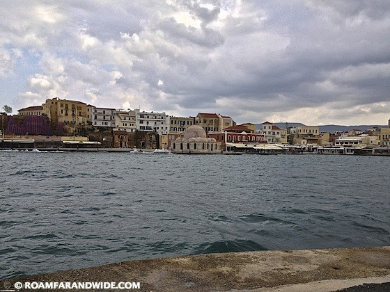Chania in the Winter
